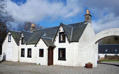 Cauldhame Stable and Barn Cottage